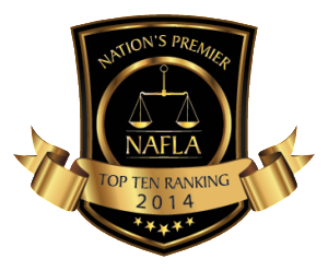 NAFLA Top 10 under 40